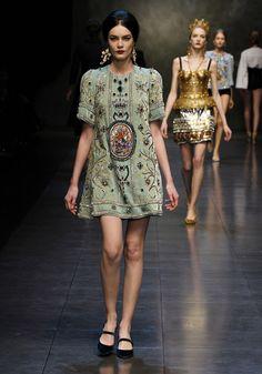 Historia de la Moda y los Tejidos: De Bizancio a Dolce & Gabbana