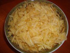Prajitura cu mere si iaurt - CAIETUL CU RETETE