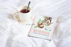 Microcuentos de amor, lluvia y dinosaurios (@microcuentos) - Entre libros y fotos - Anita Vela