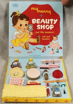1957 My Merry - Beauty Shop #