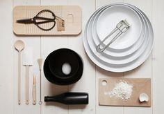 in love with Scandinavian simplicity!  Photo: Elin Strömberg