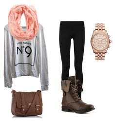 """""""Comfy Casual"""" by michaela-9-5 ❤ liked on Polyvore"""