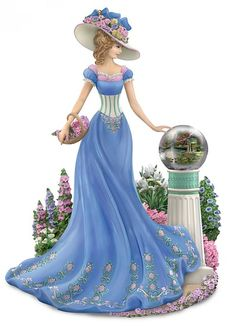 «Весенний сад» — собрать пазл онлайн