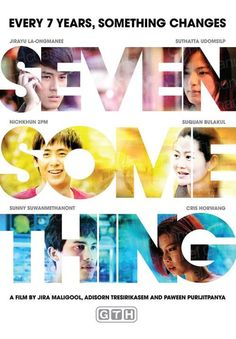 "[POSTER] Poster of Nichkhun's Thai movie ""Seven Something"" 