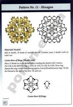 Gallery.ru / Фото #8 - Tatting & Design_Christmas Book 7 - mula