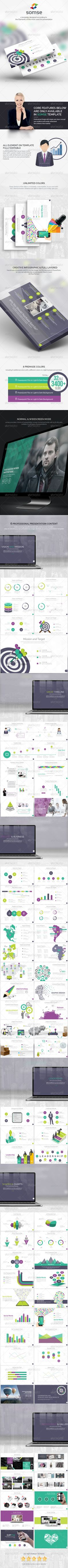 Somse - All in One Powerpoint Template