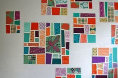 Love Quilting and Elizabeth Hartman is THE QUEEN of the modern quilting movement!!! MUST SEE