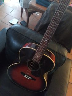 Ibanez Acoustic Guitar, Music Instruments, Musical Instruments