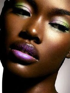 Makeup Tips, Beauty Makeup, Eye Makeup, Hair Makeup, Hair Beauty, Exotic Makeup, Makeup Tutorials, Makeup Ideas, Dark Skin Makeup
