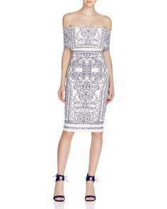 Elliatt Element Off The Shoulder Dress | Bloomingdale's