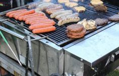 Outdoor gatherings are better with TASTY food right off the grill!