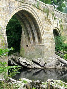 Classic - Devils Bridge :) Kirkby Lonsdale