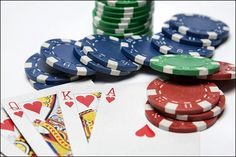 While I'm not an experienced player, I think poker is great! I always thought there should be a girls' poker night.but not many girls know how to play poker. Casino Sites, Online Casino, Gambling Machines, Casino Night Party, Online Poker, Video Games For Kids, Poker Chips, Play Online, Dinners For Kids