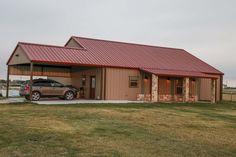 Steel Building Gallery - Category: Custom Building_25 - Image: Choice_25_1 | Mueller Inc