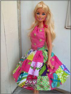 Barbie Clothes Two Piece Boutique Outfit by BarbieBoutiqueBasics, $15.00
