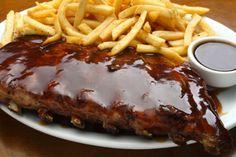 Receita de Costela de Porco com Molho Barbecue , Delicioso e fácil de fazer! Aprenda a Receita!