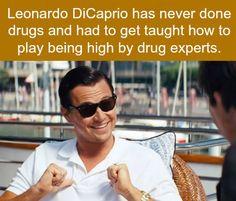 Teaching drugs. I want him.