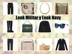 El Pequeño Rinconcito: Look Militar y Look Navy