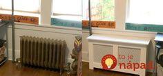 S touto fintou nemusíte ho natierať: Zažltnutý a špinavý radiátor bude opäť biely, ako sneh a doma sa vám bude omnoho lepšie dýchať! Sneh, Bude, Radiators, Home Appliances, House Appliances, Radiant Heaters, Appliances