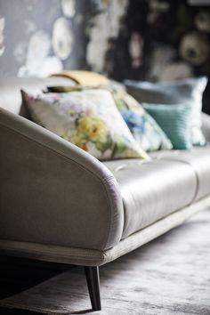 Rest sofa by Muuto. From the wonderful blog Kaikki mitä ...