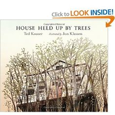 From Pulitzer Prize-winning poet Ted Kooser and rising talent Jon Klassen comes a poignant tale of loss, change, and nature's quiet triumph. When the house was new, not a single tree remained on its perfect. Jon Klassen, Ted, Todays Parent, Book Of Poems, Single Tree, Weird Stories, Short Stories, Secret Places, Hold Ups