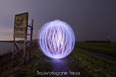 Ball of light - Marken - by Trouwfotografie Freya & Peter Welp