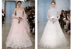 Bridal Fashion Week Spring 2014 Trends