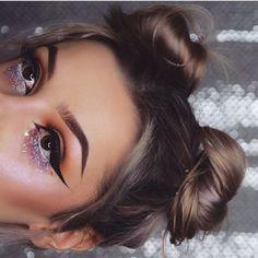 23 Beautiful Eye Makeup Looks That is Perfect for Summer - Inspired Beauty Makeup Goals, Makeup Inspo, Makeup Inspiration, Beauty Makeup, Hair Beauty, Makeup Ideas, Exotic Makeup, Makeup Geek, Makeup Trends