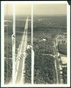 Ritchie Hwy - 1940 Wow! Time surely has changed that highway