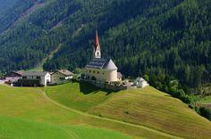 Kirche von Mühlwald #Ahrntal #Suedtirol