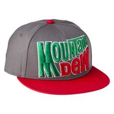 Mountain Dew Baseball Cap $11.18 @ Target - Hot Deals Find & vote for the hottest deals at www.hotdeals.com Also find us on FB! www.facebook.com/hotdealscom