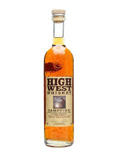 High West Campfire : Buy Online - The Whisky Exchange