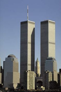 World Trade Center.  We miss you.