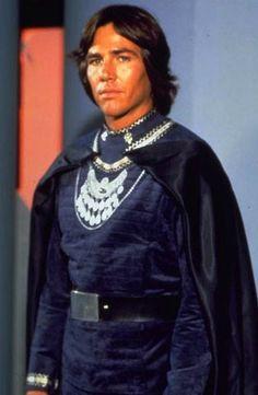 Capt. Apollo (Richard Hatch) - Battlestar Galactica (1978-79)