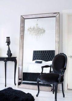 Black and White #interior #design