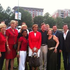 Lights, Camera...Smile...Channel 2 Team on a mission to surprise Monica# on the 4th of July