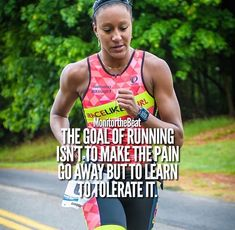 The goal of running isn't to make the pain go away, but to learn to tolerate it. running ideas gym, running ideas motivation, running ideas tips Running Shorts Outfit, Best Running Shorts, Running Workouts, Running Tips, Running Training, I Love To Run, Run Like A Girl, Just Run, Fit Girl Motivation