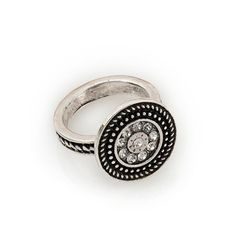 ENTER NOW for a chance to WIN MiaDebbieAdams Jewelry Giveaway! Central Park Ring (available in Size 6-9) http://miadebbieadams.blogspot.com