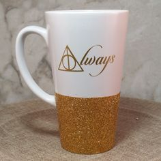 """Always"" Harry Potter Inspired Coffee Mug"