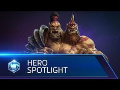 Cho'Gall Spotlight – Heroes of the Storm - YouTube