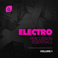 Electro Percussion Essentials Vol.1 WAV MiDi magesy.pro