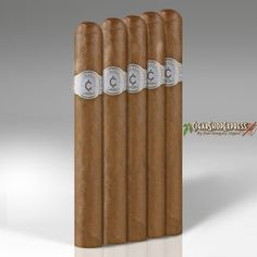 New Online Cigar Deal: Camacho Connecticut Cigar 5-Packs Toro  6 x 50 – $29.85 added to our Online Cigar Shop https://cigarshopexpress.com/online-cigar-shop/cigars/cigar-5-packs/camacho-connecticut-cigar-5-packs-toro-6-x-50/ An elegant medium-bodied cigar, this toro has the best of both worlds. Its Dominican and Honduran aged filler make it smooth and creamy with no aftertaste. Then the Ecuadorian ...