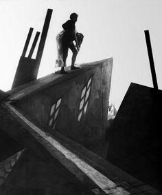 The Cabinet of Dr Caligari, Robert Wiene 1920 Dr Caligari, Classic Horror Movies, Horror Films, Harlem Renaissance, Robert Wiene, Conrad Veidt, Tv Movie, Tim Burton Films, Fritz Lang