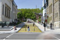 Claude Cormier - Architecture de paysage + Design urbain - TOM