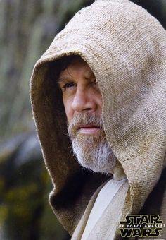 Mark Hamill / Luke Skywalker - The Force Awakens Mark Hamill Luke Skywalker, Star Wars Luke Skywalker, Star Wars Characters, Star Wars Episodes, Star Wars Personajes, Star Wars Vii, Episode Vii, Star Wars Gifts, The Best Films