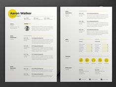 Description    I N C L U D E S / /  - Resume template in .docx (Ms Word), and Indd format (Indesign) - Cover letter template in .docx and Indd format - Instructional guide/Pdf - Help file, within links to download font for free - Free fonts ( links in the help file)   R E Q U I R E M E N T S / /  - Cover Letter For Resume, Cover Letter Template, Letter Templates, Cv Design, Media Design, Graphic Design, Resume Layout, Resume Cv, Resume Design Template