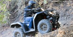 "New 2016 Honda FourTrax® Foreman® Rubicon® 4x4 EPS Deluxe ATVs For Sale in Missouri. <p style=""margin-bottom: 1em;"">Nobody likes to get beat up. And we're not talking about some playground bully—we're talking about how some ATVs treat you on a tough trail. Not the Honda FourTrax Foreman Rubicon, though—it's a premium ATV that places a premium on rider comfort. All-day comfort. And in 2016, we have Rubicon models with a wide range of features so you can pick the one that's perfect for…"