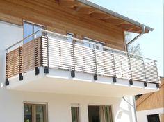 modern geländer balkon - Google-Suche