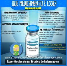 Que Medicamento é Esse?: Benzetacil