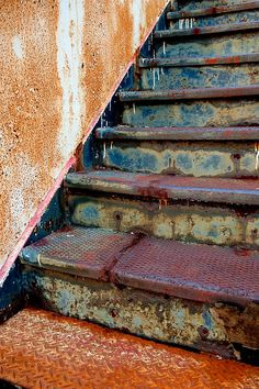 Stairs by Janet Little Jeffers